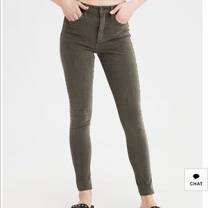 AE Sateen jeans